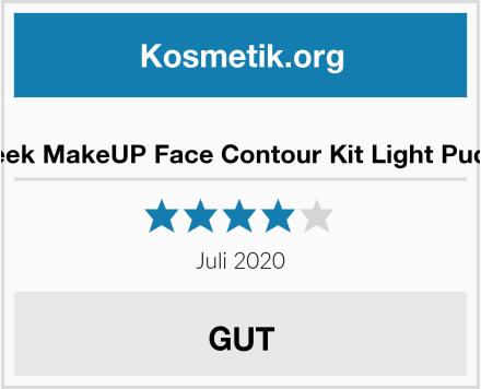 Sleek MakeUP Face Contour Kit Light Puder Test