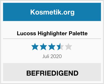 Lucoss Highlighter Palette Test