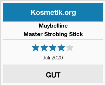 Maybelline Master Strobing Stick Test