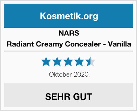 NARS Radiant Creamy Concealer - Vanilla Test