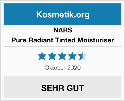 NARS Pure Radiant Tinted Moisturiser Test