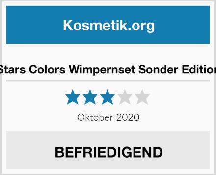 Stars Colors Wimpernset Sonder Edition Test