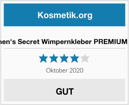Women's Secret Wimpernkleber PREMIUM Elite Test