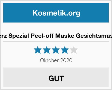 Merz Spezial Peel-off Maske Gesichtsmaske Test