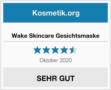 Wake Skincare Gesichtsmaske Test