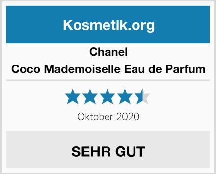 Chanel Coco Mademoiselle Eau de Parfum Test
