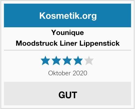 Younique Moodstruck Liner Lippenstick Test