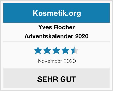 Yves Rocher Adventskalender 2020 Test