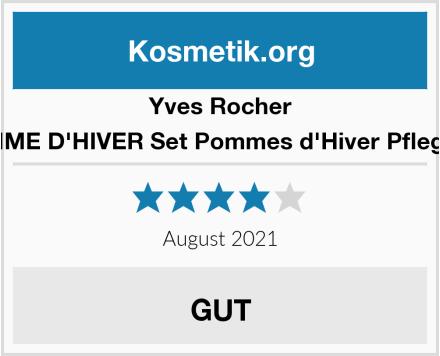Yves Rocher POMME D'HIVER Set Pommes d'Hiver Pflegeset Test