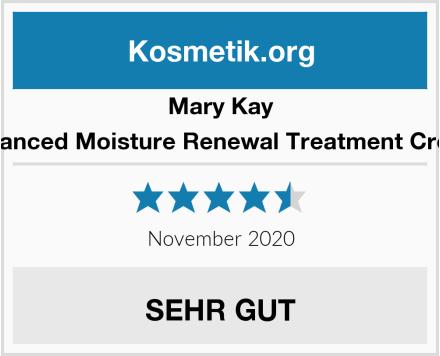 Mary Kay Advanced Moisture Renewal Treatment Cream Test