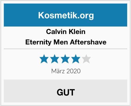 Calvin Klein Eternity Men Aftershave Test