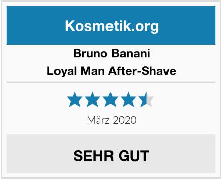 Bruno Banani Loyal Man After-Shave Test