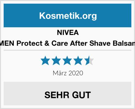 NIVEA MEN Protect & Care After Shave Balsam Test