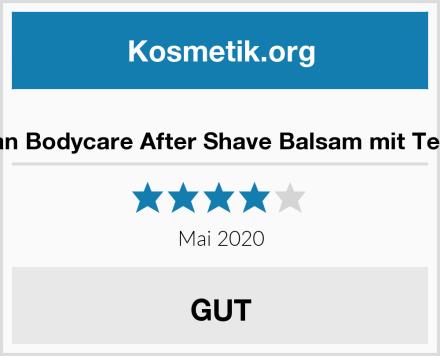 Australian Bodycare After Shave Balsam mit Teebaumöl Test