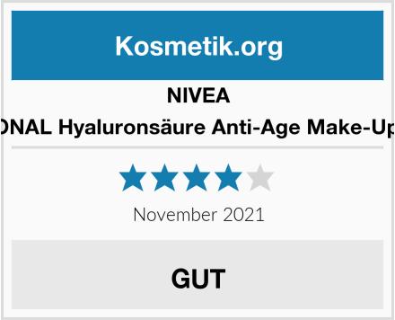 NIVEA PROFESSIONAL Hyaluronsäure Anti-Age Make-Up Concealer Test