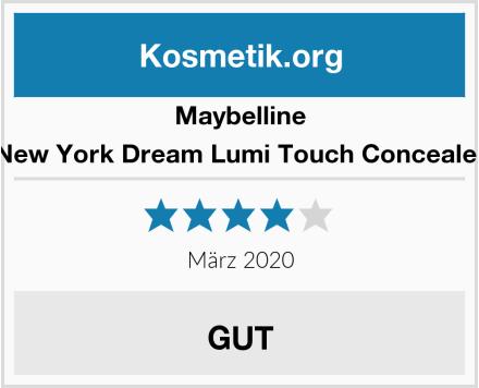 Maybelline New York Dream Lumi Touch Concealer Test