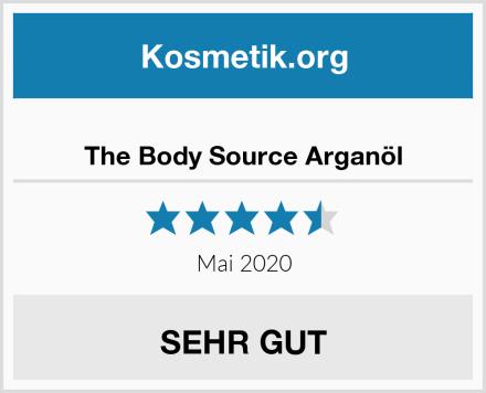 The Body Source Arganöl Test