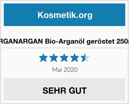 ARGANARGAN Bio-Arganöl geröstet 250ml Test