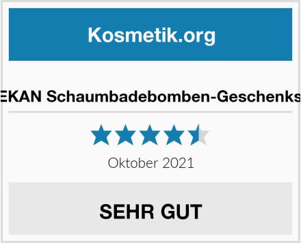 NEKAN Schaumbadebomben-Geschenkset Test