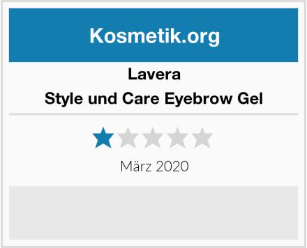 Lavera Style und Care Eyebrow Gel Test