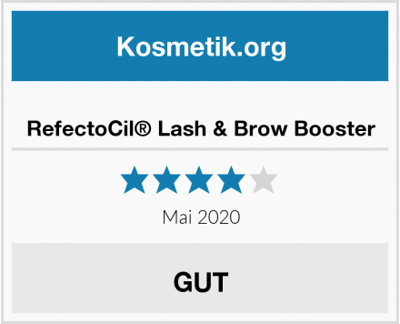 RefectoCil® Lash & Brow Booster Test