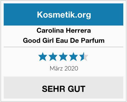 Carolina Herrera Good Girl Eau De Parfum Test
