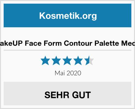 Sleek MakeUP Face Form Contour Palette Medium 20g Test