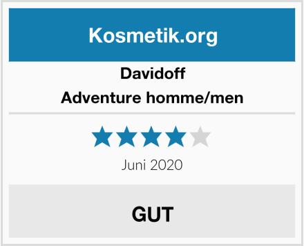Davidoff Adventure homme/men Test