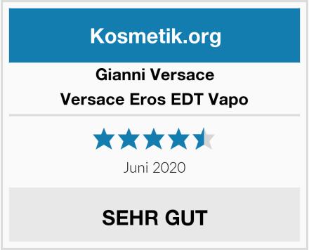 Gianni Versace Versace Eros EDT Vapo Test