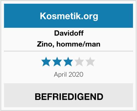 Davidoff Zino, homme/man Test