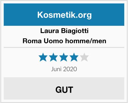 Laura Biagiotti Roma Uomo homme/men Test