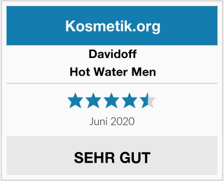 Davidoff Hot Water Men Test