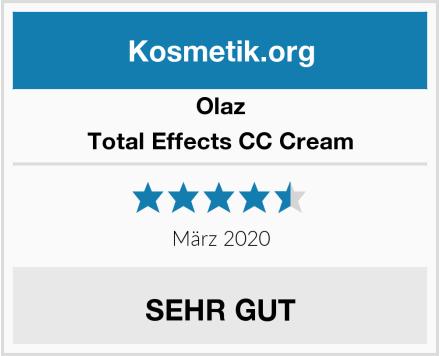 Olaz Total Effects CC Cream Test