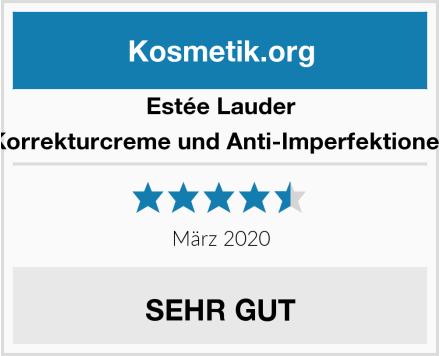 Estée Lauder Korrekturcreme und Anti-Imperfektionen Test