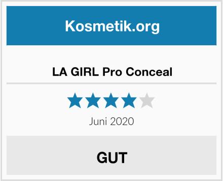 LA GIRL Pro Conceal Test