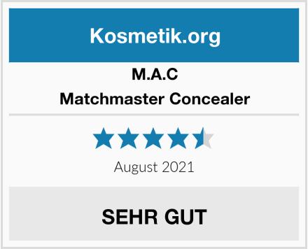 M.A.C Matchmaster Concealer Test
