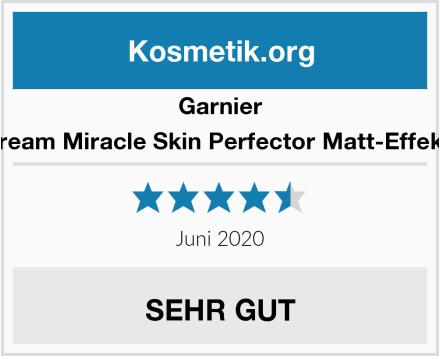 Garnier BB Cream Miracle Skin Perfector Matt-Effekt Hell Test