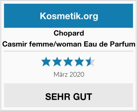 Chopard Casmir femme/woman Eau de Parfum Test