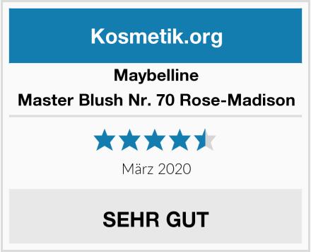 Maybelline Master Blush Nr. 70 Rose-Madison Test