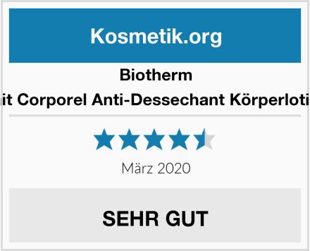 Biotherm Lait Corporel Anti-Dessechant Körperlotion Test