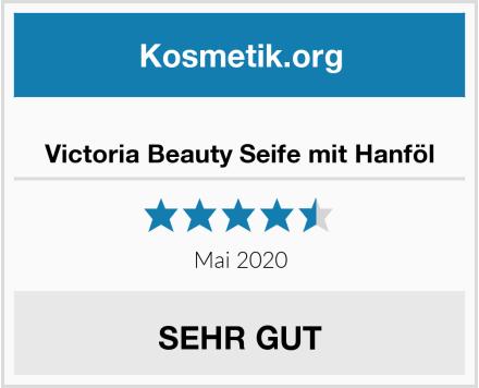 Victoria Beauty Seife mit Hanföl Test