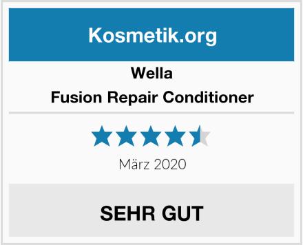 Wella Fusion Repair Conditioner Test