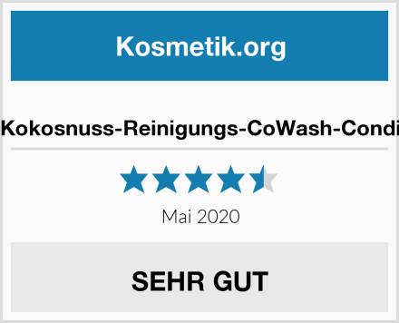 As I a Kokosnuss-Reinigungs-CoWash-Conditioner Test