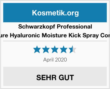 Schwarzkopf Professional Bonacure Hyaluronic Moisture Kick Spray Cond. XXL Test