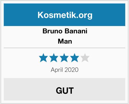 Bruno Banani Man Test