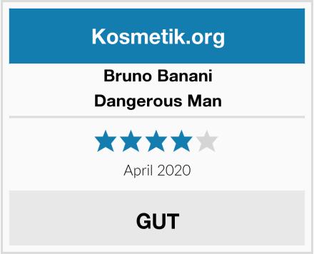 Bruno Banani Dangerous Man Test