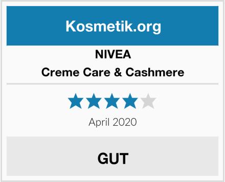 NIVEA Creme Care & Cashmere Test