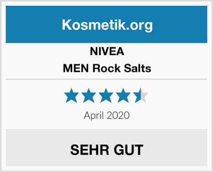 NIVEA MEN Rock Salts Test