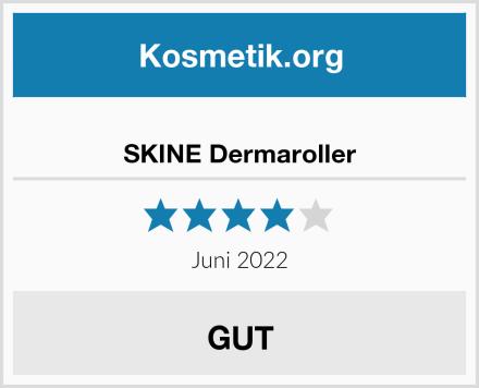 SKINE Dermaroller Test