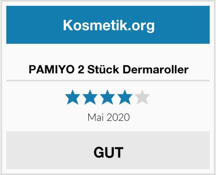 PAMIYO 2 Stück Dermaroller Test